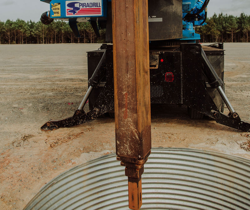 Conductor Drilling